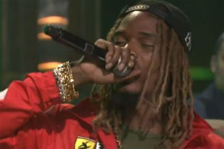 "Watch Fetty Wap Perform ""679"" on 'The Tonight Show Starring Jimmy Fallon'"