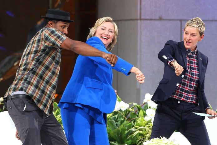 Watch Hillary Clinton Whip and Nae Nae on 'Ellen'