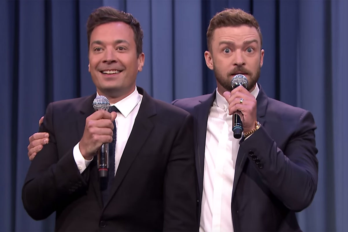 Watch Justin Timberlake and Jimmy Fallon Perform 'History of Rap 6'