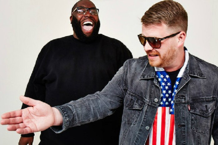 Watch Run The Jewels Perform on  'Late Show With Stephen Colbert'