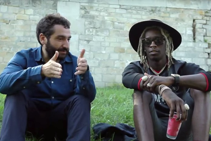 Watch Young Thug Learn to Speak French