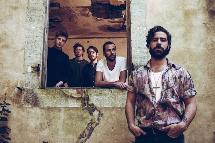 "Foals Share New Video for ""Give It All"""