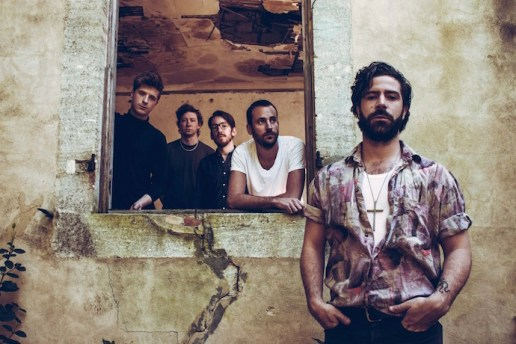 """Foals Share New Video for """"Give It All"""""""