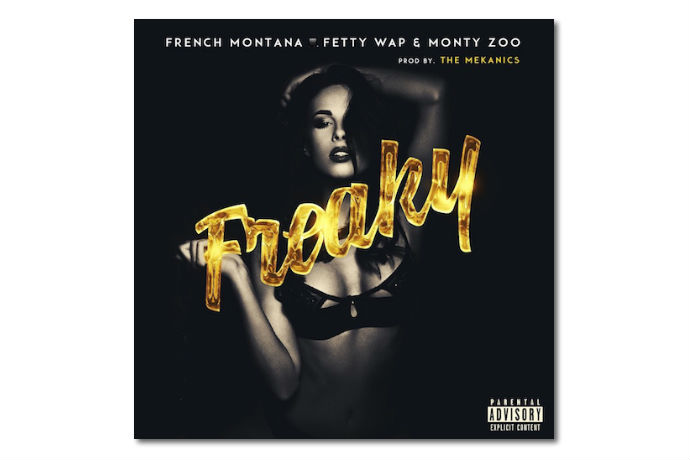 "French Montana and Fetty Wap Team Up on ""Freaky"""