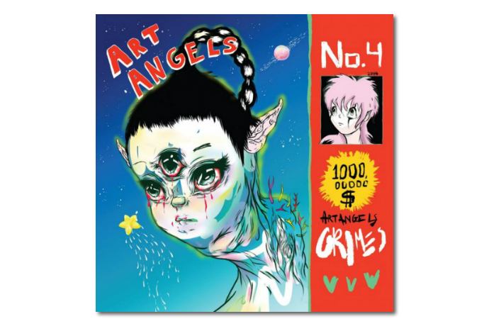 Grimes Announces New Album, Reveals Artwork