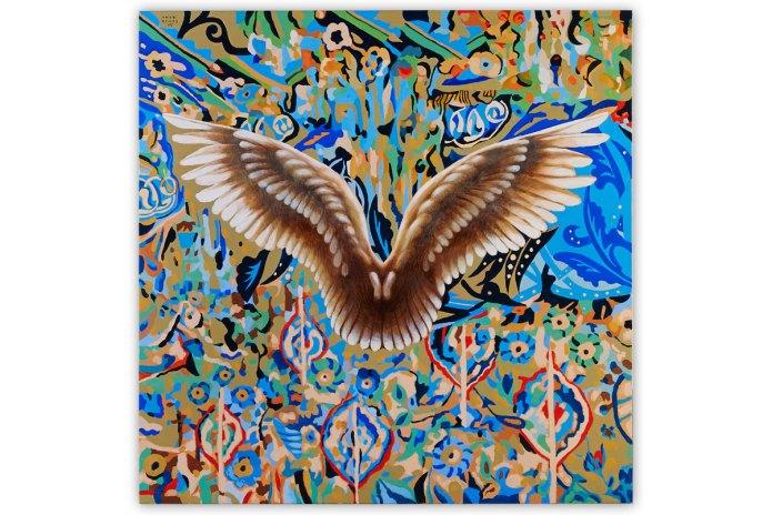 JARAMI featuring Jesse Boykins III & Pell - Wings