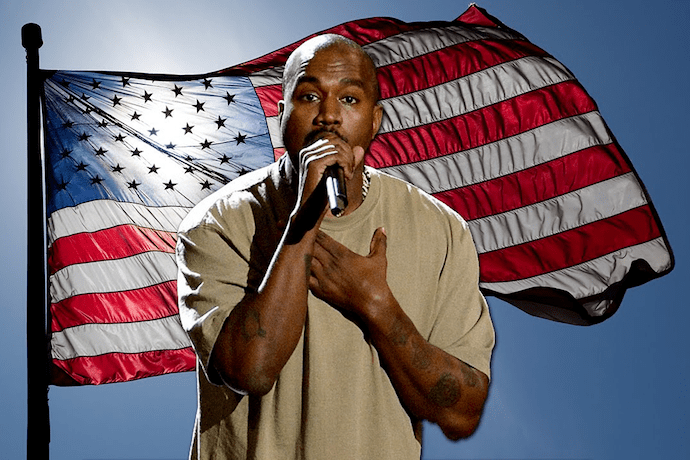 Kanye West Makes Donation To Hillary Clinton's Presidential Campaign