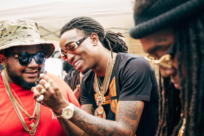 Migos featuring Rich the Kid - Free Offset (Freestyle)