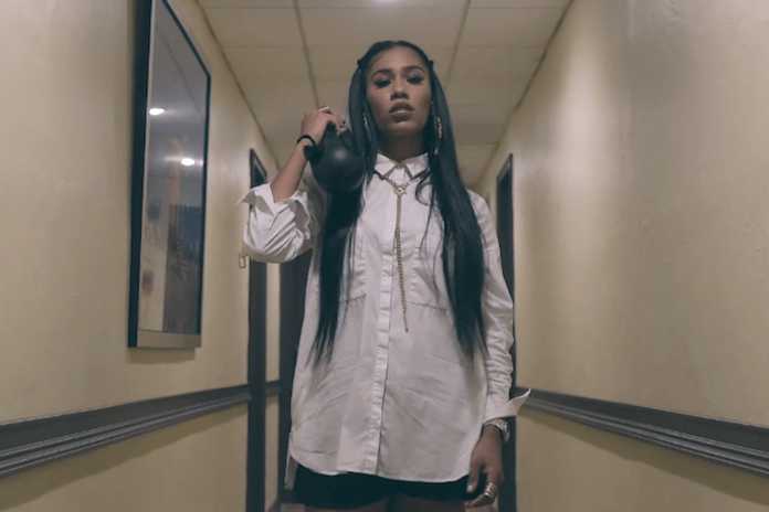 "Pharrell's Latest Signee BIA Shares New Music Video ""Bobby Brown"""