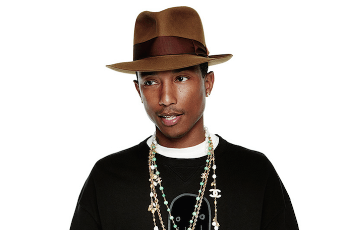 Pharrell Creates Mobile Game to Raise Awareness About Ocean Pollution