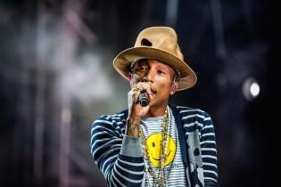Pharrell Named as 2015 Artist-in-Residence at New York University
