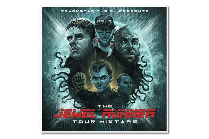 Run the Jewels' DJ Trackstar Releases 'Jewel Runner' Mixtape