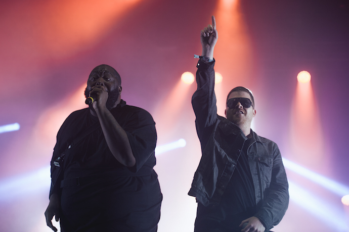 """Run the Jewels Release New Track, """"Rubble Kings Theme (Dynamite)"""""""
