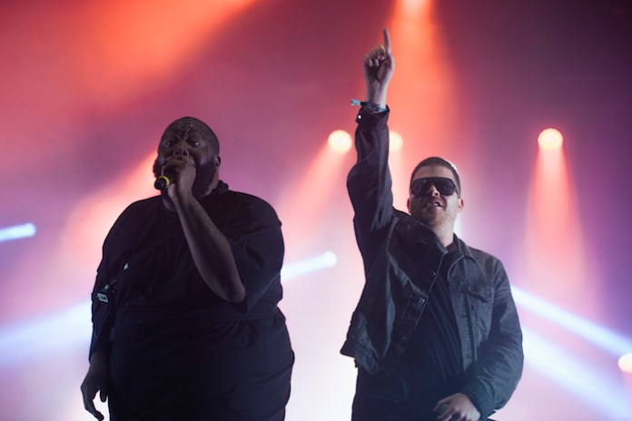 "Run the Jewels Release New Track, ""Rubble Kings Theme (Dynamite)"""