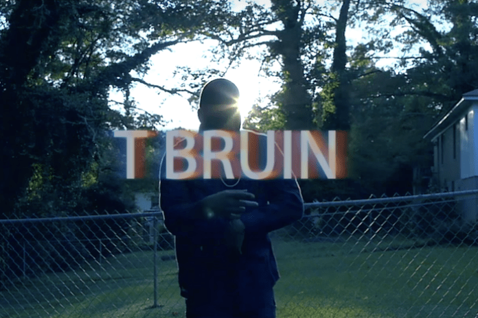 "T-Bruin Releases Visuals for ""Smoke Break"""