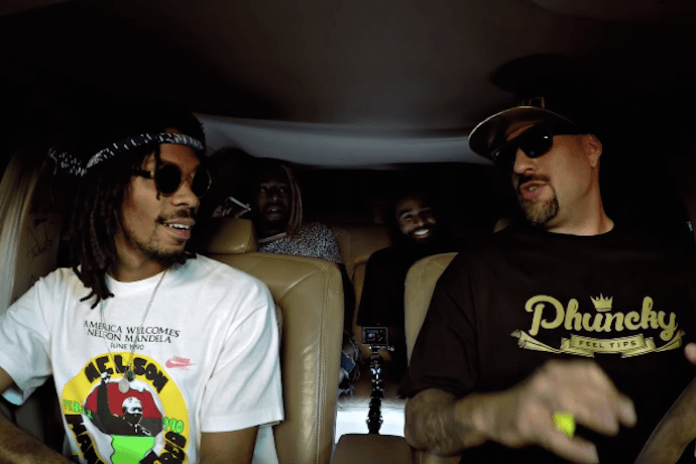 The Flatbush Zombies Get Into The Smokebox With B-Real