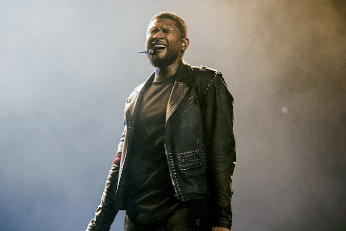 """Usher and Nas Rally Against Injustice on New Single, """"Chains"""""""