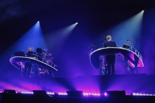 Watch Disclosure's Full Performance at #AmexUNSTAGED Concert