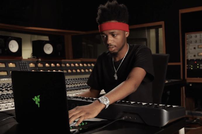 Watch How Metro Boomin Create a Beat