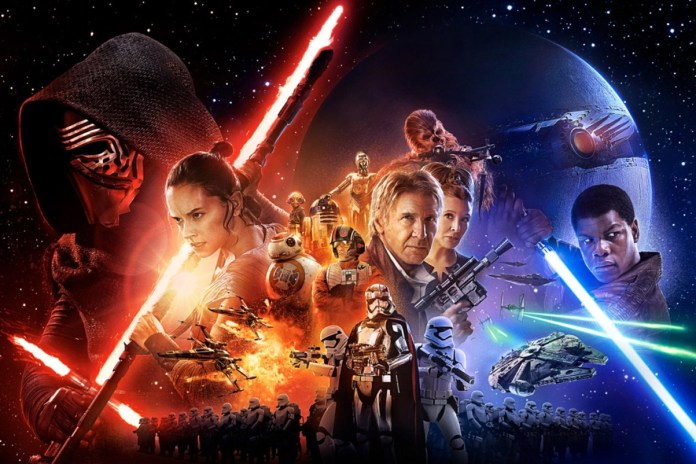 The New 'Star Wars: The Force Awakens' Theatrical Poster Is Here