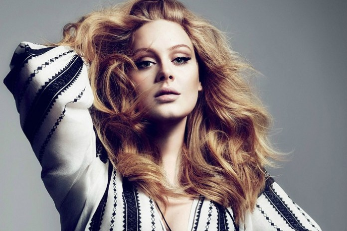 Adele Officially Announces New Album, '25'