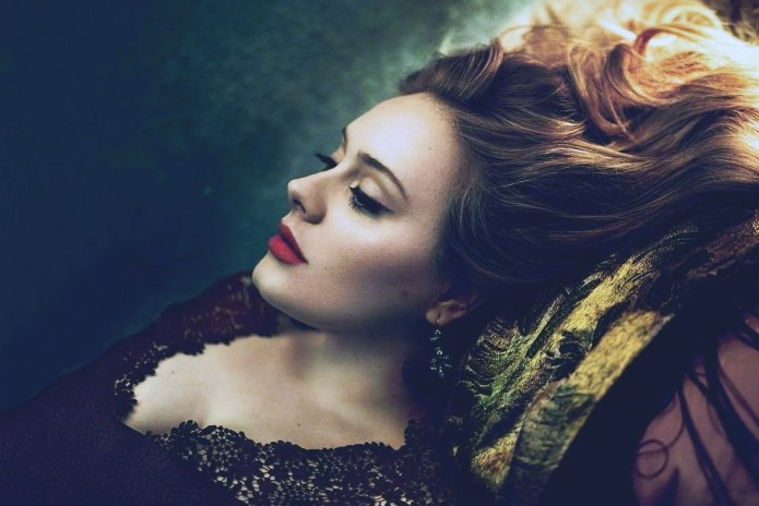 Adele Writes Inspirational Letter Regarding New Album