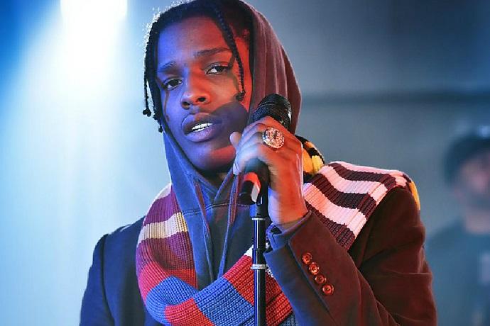 "A$AP Rocky Covers The Castaways' ""Liar Liar,"" Performs ""LSD"" & ""Electric Body"""