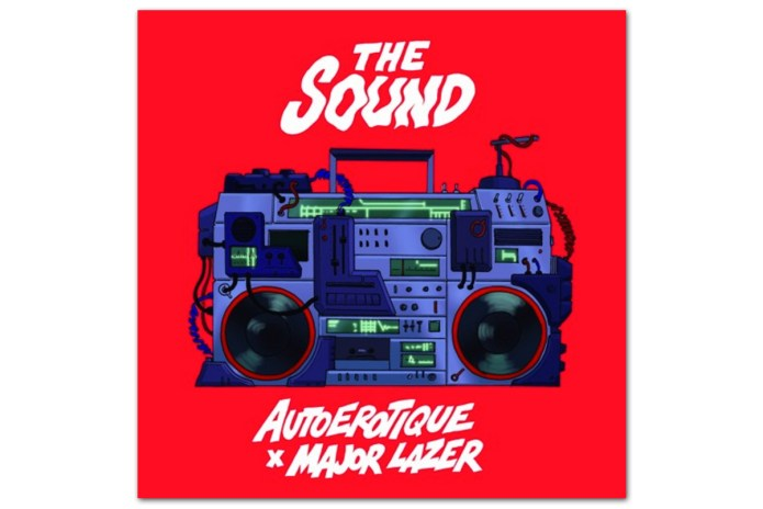AutoErotique featuring Major Lazer – The Sound