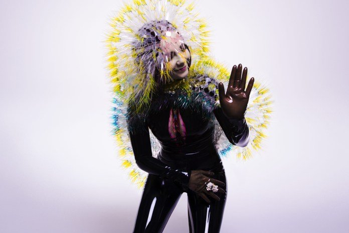 """Björk to Release Strings Version of 'Vulnicura' & Shares New Version of """"Lionsong"""""""