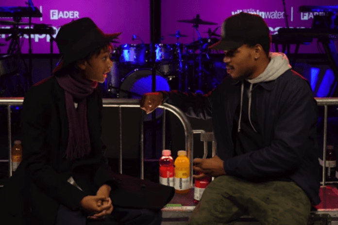 Chance The Rapper & Willow Smith Interview Each Other
