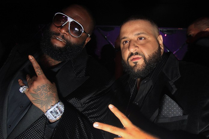 DJ Khaled featuring Future & Rick Ross – I Don't Play About My Paper