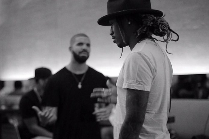 Drake & Future: 2015's Most Illegally Downloaded Artists