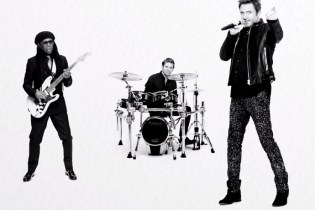 Duran Duran featuring Nile Rodgers & Janelle Monae - Pressure Off