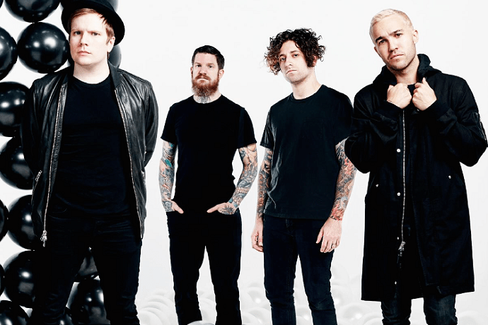 Fall Out Boy featuring Big K.R.I.T. - Jet Pack Blues (Remix)