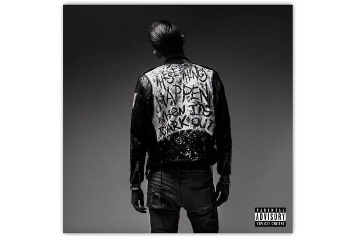 Album: G-Eazy - When It's Dark Out iTunes Download