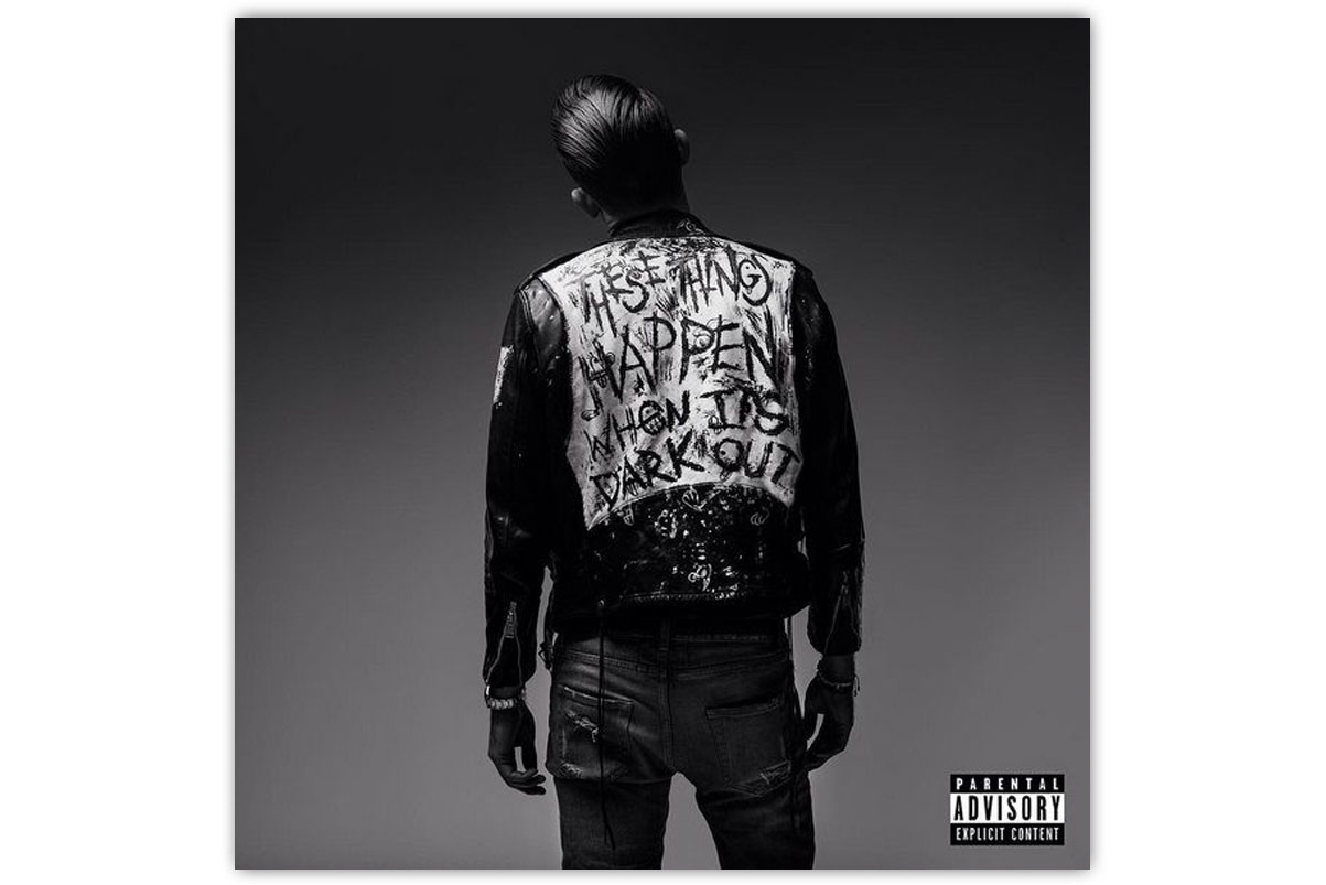 g eazy unveils the artwork release date for his new album when its dark out