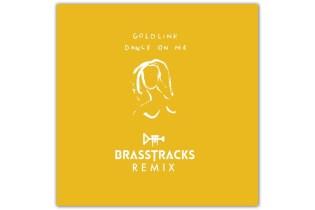 GoldLink - Dance On Me (Brasstracks Remix)