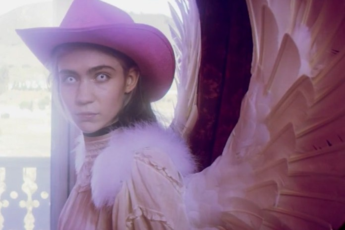 "Grimes Unveils ""Flesh Without Blood/Life in the Vivid Dream,"" Details New Album"