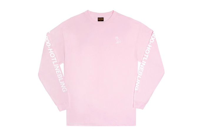 "OVO Releases ""Hotline Bling"" Tee"