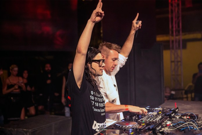 Jack Ü - To Ü (Remix EP Stream)