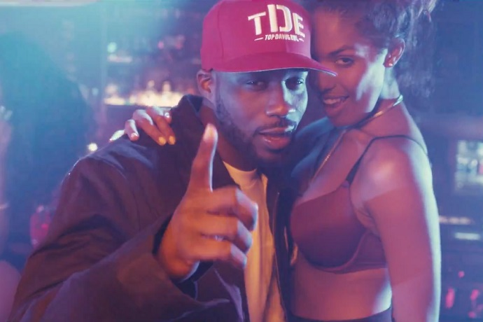 "Jay Rock Hits the Strip Club for ""The Ways"" Video"