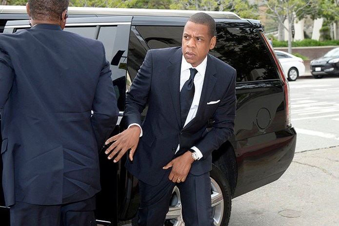"JAY Z Testifies at ""Big Pimpin"" Trial"