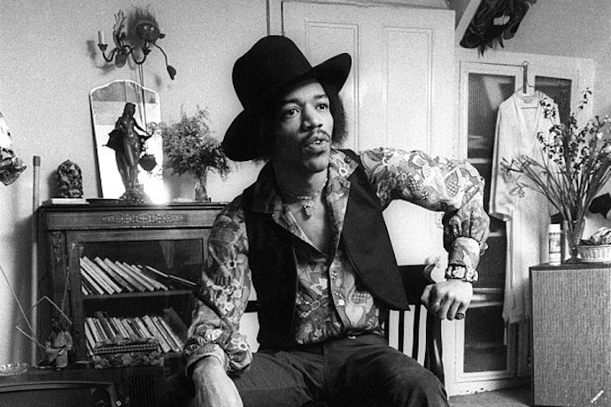 Jimi Hendrix's London Home Will Become a Museum