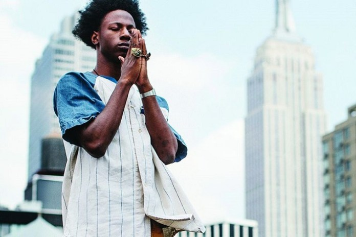 Joey Bada$$ - Aim High (Produced by The Alchemist & Harry Fraud)