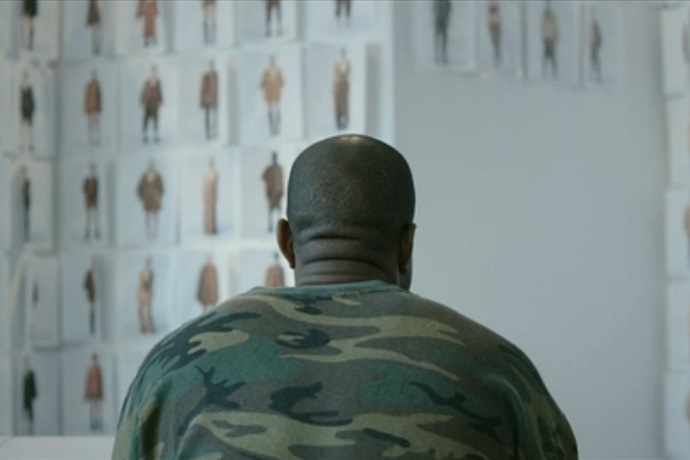 Kanye West Shares 'Yeezy Season 2' Short Film