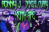 """Keith Ape and Denzel Curry Turn Up on """"Vigorous"""""""
