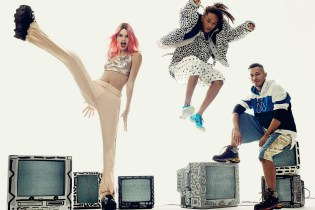 Kendall Jenner Poses With Jaden Smith, Tinashe & Shamir in New Photo Shoot