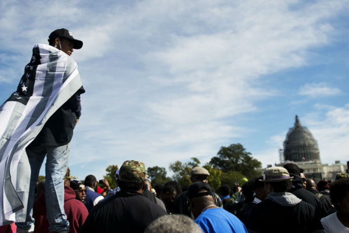 """Kendrick Lamar's """"Alright"""" Chanted by Million Man March Activists on 20th Anniversary"""
