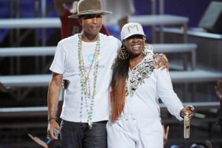"Listen to a Snippet of Missy Elliott & Pharrell's ""WTF"""