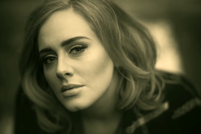 "Listen to Adele's First Song in Three Years, ""Hello"""